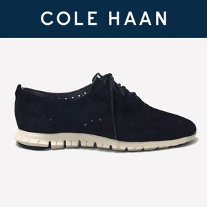 Cole Haan ZeroGrand Perforated Women's Oxfords
